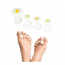 Dip Into Pretty- Pedicure Spacers  - Pocket Full of Daisies