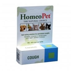 Homeopet Cough Relief For Dogs And Cats
