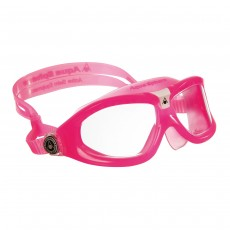 Aqua Sphere SealKid Goggles Pink/White/Clear