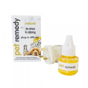 Pet Remedy Natural De-Stress and Calming Plug-In Diffuser - 40 ml