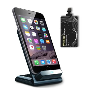 Kosee Qi Smart Wireless Charging Cradle Stand for a Range of Smartphones