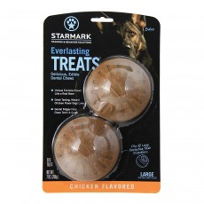 Starmark Everlasting Dog Treat Chicken, Medium
