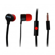 HTC Stereo Headset RC Black - Red
