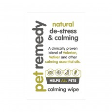 Calming Pet Remedy Wipes