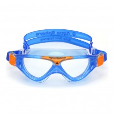 Aqua Sphere Vista Junior Blue/Orangew/Clear
