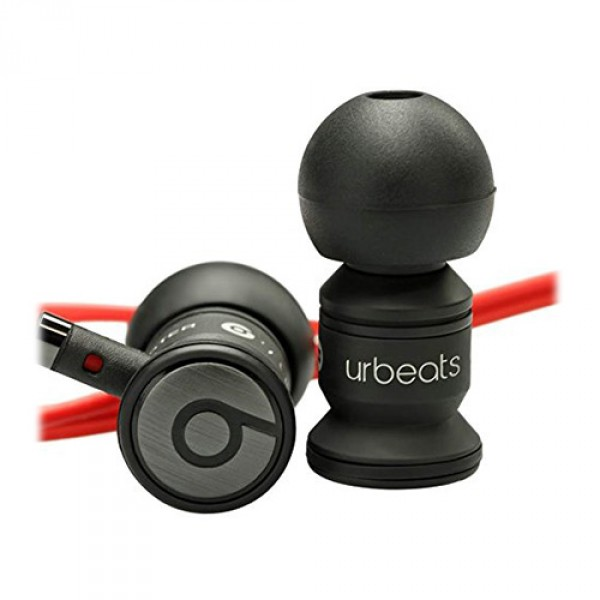 urBeats by Dre High Definition In-Ear Headphones - Black