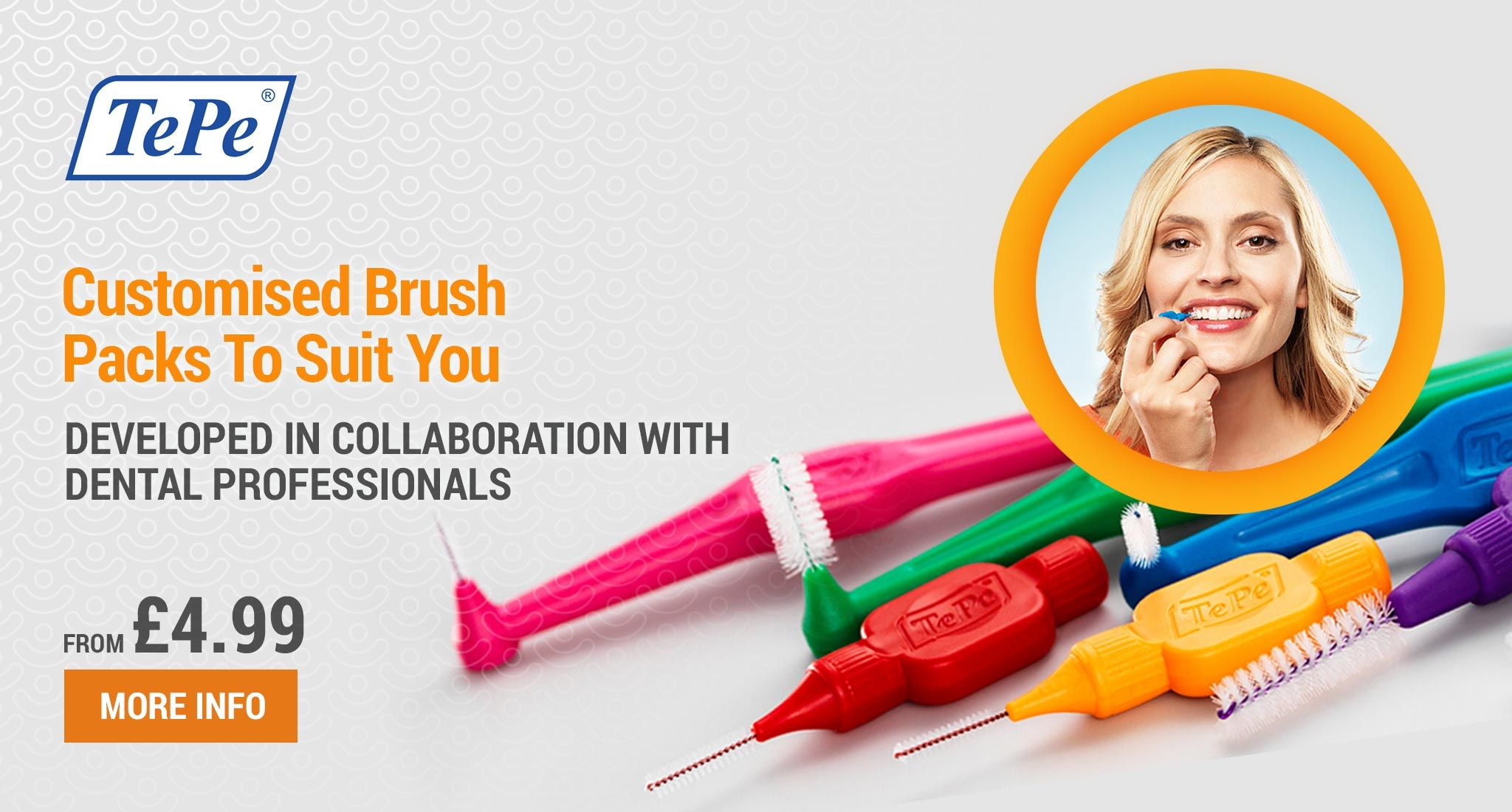 Tepe Interdental brushes -  Shop Now