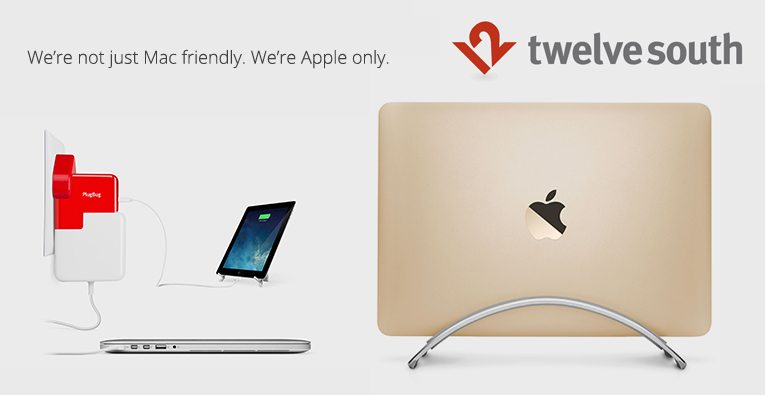 twelve south Accessories for Apple now in stock
